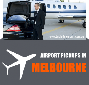 AIRPORT PICKUPS IN MELBOURNE