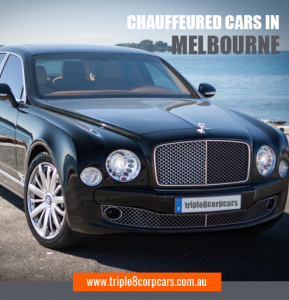 chauffeured cars in melbourne