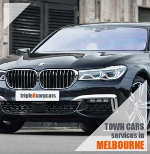 Town Cars Service in melbourne